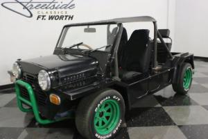 1980 Austin Mini Moke Photo