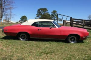 1970 Buick buick gs stage 1 clone