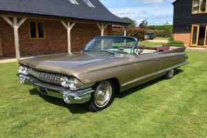 1961 Cadillac Eldorado BIARRITZ Photo