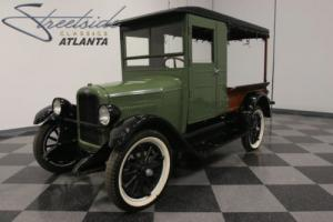 1926 Chevrolet Canopy Express Truck Photo