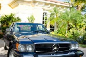 1983 Mercedes-Benz SL-Class 380SL Photo