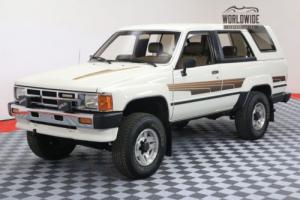 1986 Toyota 4Runner SR5 ORIGINAL PAINT MUSEUM PIECE Photo