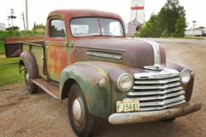 1947 Ford Other Pickups One Ton Pickup Photo