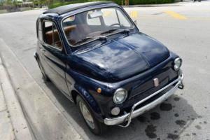 1971 Fiat 500 Ragtop! SEE Video!!! Photo