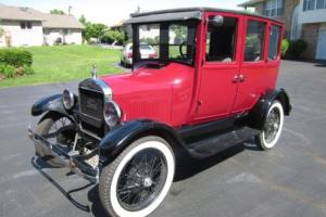1926 Ford Mustang