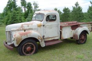 1942 International Harvester K4 PIckup Photo