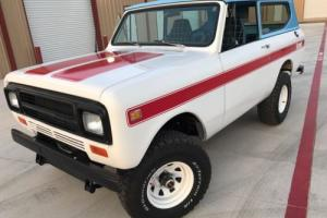 1980 International Harvester Scout Photo