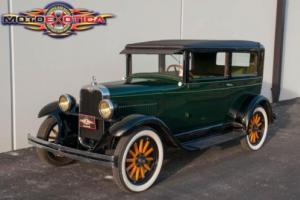 1928 Chevrolet Other Pickups 2DR Sedan