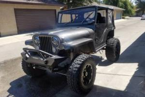 1970 Jeep CJ Photo