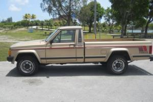 1989 Jeep Comanche Photo