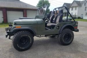 1956 Willys jeep jeep offroad 4x4 willys Photo