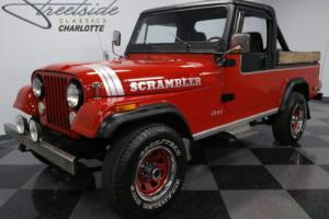 1985 Jeep CJ 8 Scrambler Photo