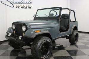 1982 Jeep CJ Renegade Photo