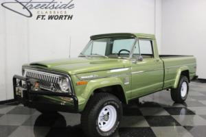 1972 Jeep J-Series 2000 Custom Cab Photo