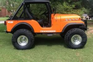 1955 Jeep CJ Photo