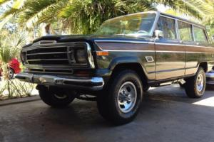 1978 Jeep Wagoneer Photo