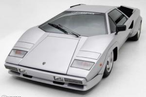 1981 Lamborghini Countach LP400S Series 2 Low Body