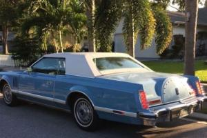 1978 Lincoln Mark Series Photo