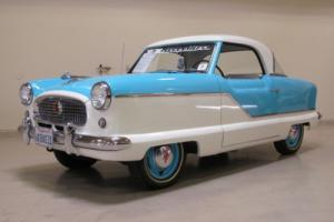1958 Nash Metropolitan 2DR HARDTOP Photo
