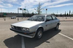 Maserati: Other Biturbo Photo