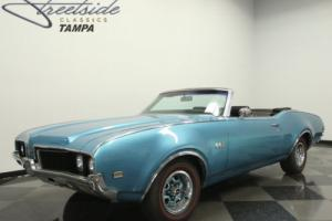 1969 Oldsmobile 442 Convertible Photo
