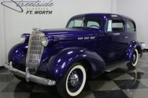 1936 Oldsmobile F36 2 Door Touring Photo