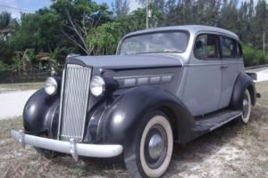 1937 Packard 1082 Touring Sedan Photo