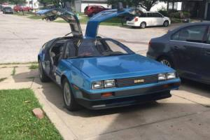 1982 DeLorean DMC-12 for Sale