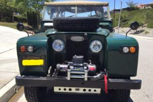 1967 Land Rover Series 2A Photo