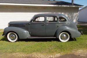 1939 Studebaker Commander Photo
