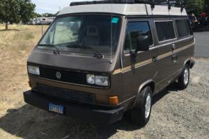 1986 Volkswagen Bus/Vanagon Vanagon Photo