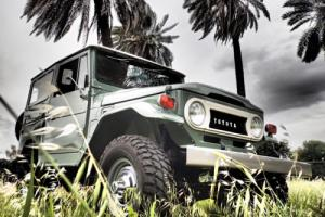 1970 Toyota Land Cruiser Photo