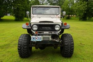 1965 Toyota Land Cruiser Photo