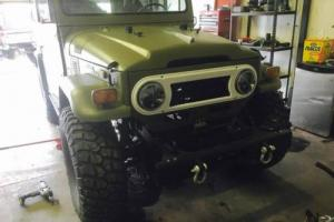 1971 Toyota Land Cruiser Photo