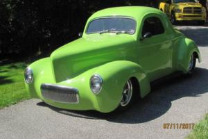 1941 Willys Street Rod Photo