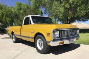 1972 Chevrolet Other Pickups 3/4 Ton