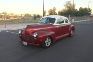 1941 Chevrolet Deluxe coupe Coop