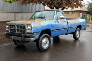 1991 Dodge Other Pickups Photo