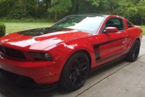 2012 Ford Mustang boss 302 for Sale