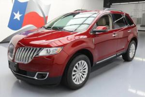 2013 Lincoln MKX CLIMATE LEATHER POWER LIFTGATE
