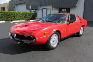 1973 Alfa Romeo Montreal Photo