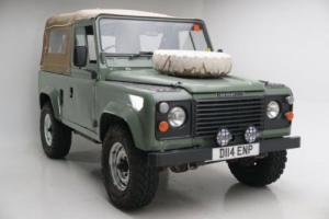 1986 Land Rover Defender 4X4 Photo