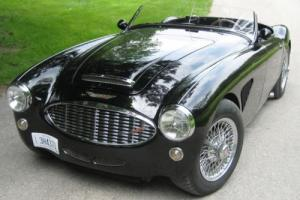 Austin Healey: 3000 Leather Photo