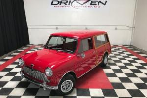 1966 Mini Classic Mini Estate Photo