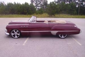 1949 Buick Super Convertible -- Photo