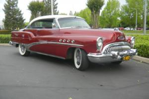1953 Buick Roadmaster Roadmaster Factory A/C Photo