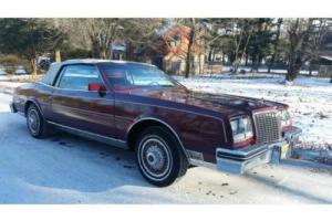 1982 Buick Riviera -- for Sale