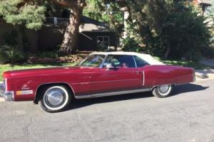 1972 Cadillac Eldorado Photo
