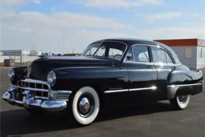 1949 Cadillac Fleetwood -- Photo
