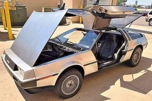 1981 DeLorean DMC-12 for Sale